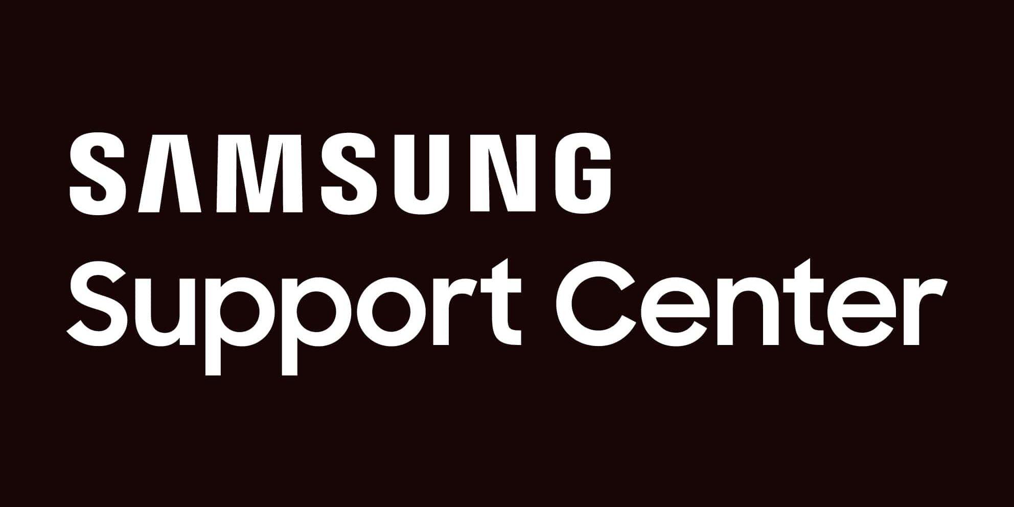 Samsung Support Center_Logo